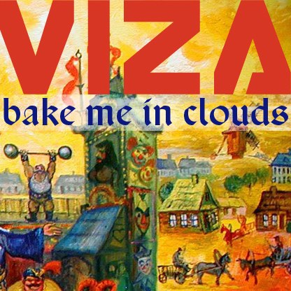 Bake Me In Clouds
