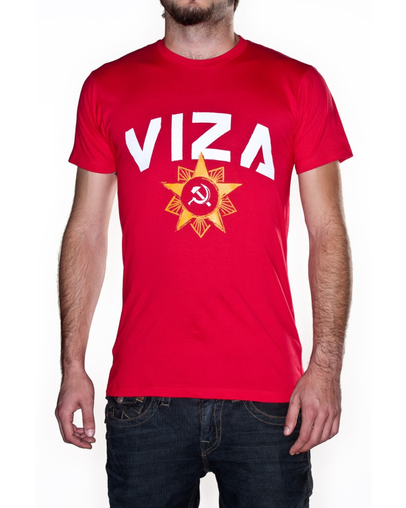 Red Soviet Shirt