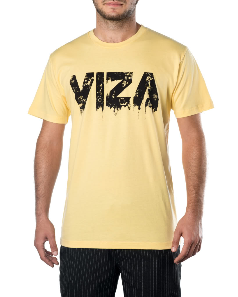 Yellow Ink Shirt