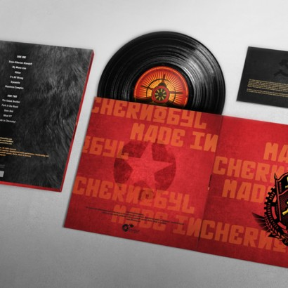 Made in Chernobyl – Limited 12″ Vinyl