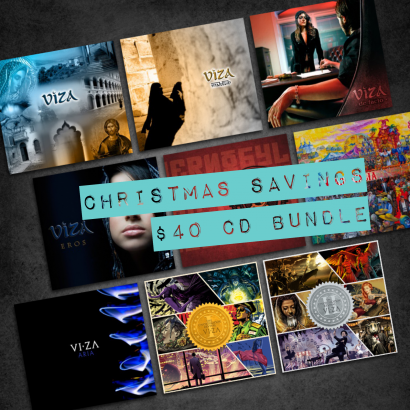 Nine Album Package – XMAS Savings